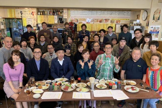 木梨憲武さんがゲストだった昨年末のスペシャル番組=テレビ東京提供