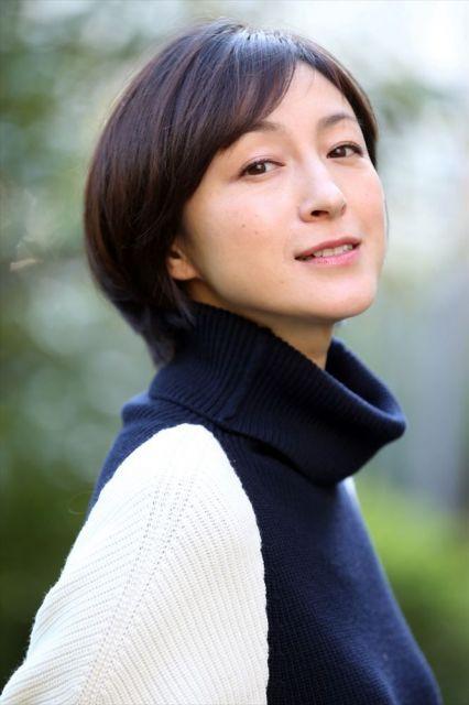 広末さんは、芸能活動を休んでいる間、一般人としてドラマや映画を見ていたという=柴田悠貴撮影