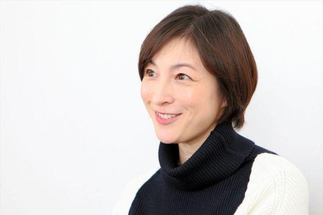 3児の母の広末涼子さん=柴田悠貴撮影