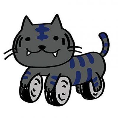 NIKENを「擬猫化」したニャイケン