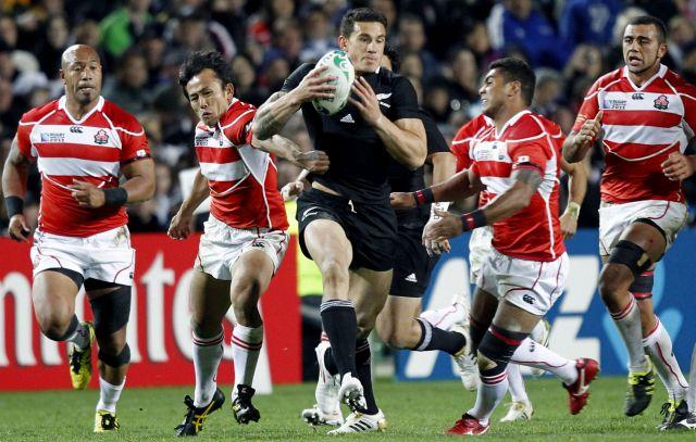 2011年W杯のニュージーランド戦
