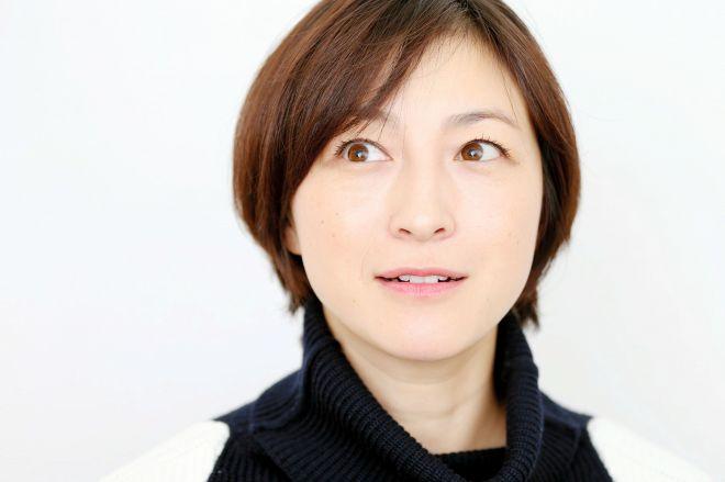 当時「ポケベルの子」と言われた広末涼子さん=柴田悠貴撮影