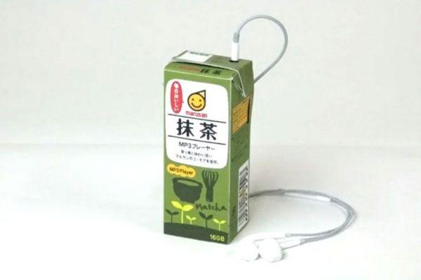 これが「MR3(マルサン)豆乳MP3プレーヤー」
