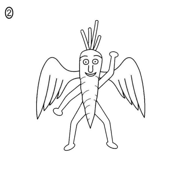 センター試験の英語のリスニング問題に登場した謎のキャラクター