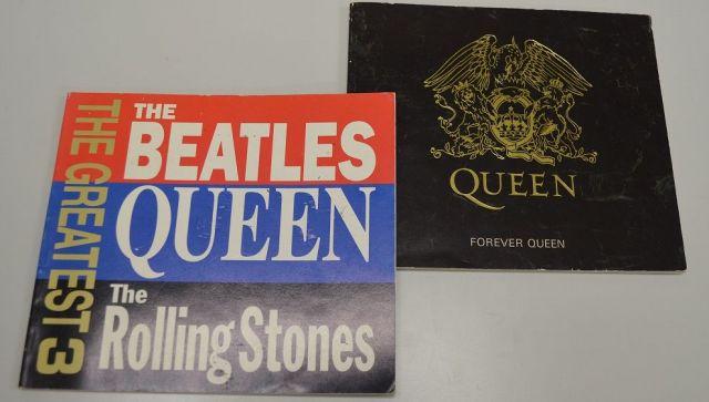 CDサイズのブックレット