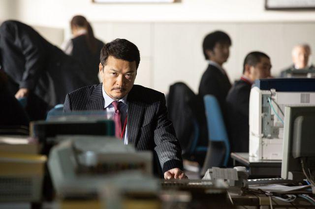 俳優の田中哲司さん。映画「デイアンドナイト」より ©2019「デイアンドナイト」製作委員会