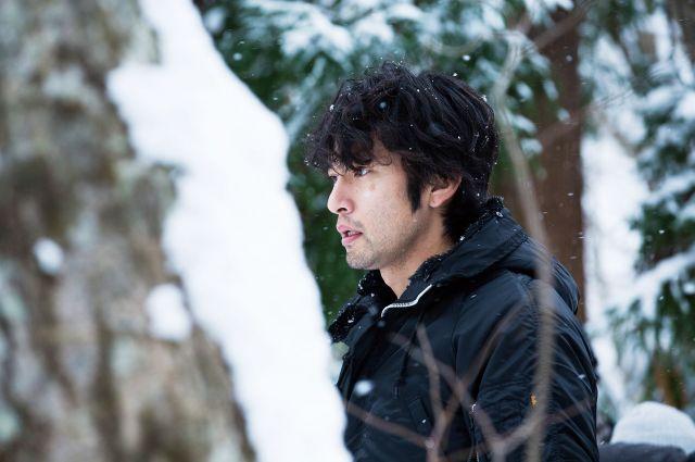 阿部進之介さん演じる「明石」。映画「デイアンドナイト」より ©2019「デイアンドナイト」製作委員会