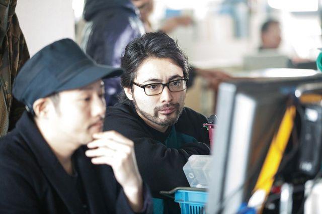 映画「デイアンドナイト」をプロデュースした山田孝之さん(右) ©2019「デイアンドナイト」製作委員会