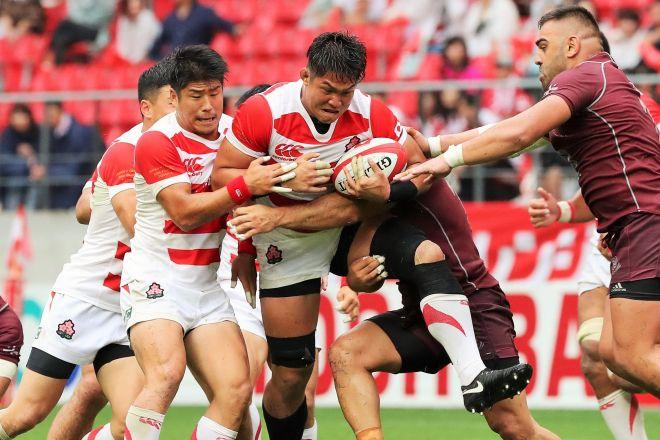 初の地元開催のラグビーW杯に挑む日本代表