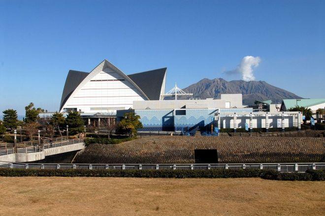 かごしま水族館の外観