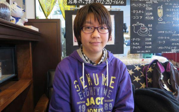不登校の子どもの人権保障について学ぶ、石田まりさん