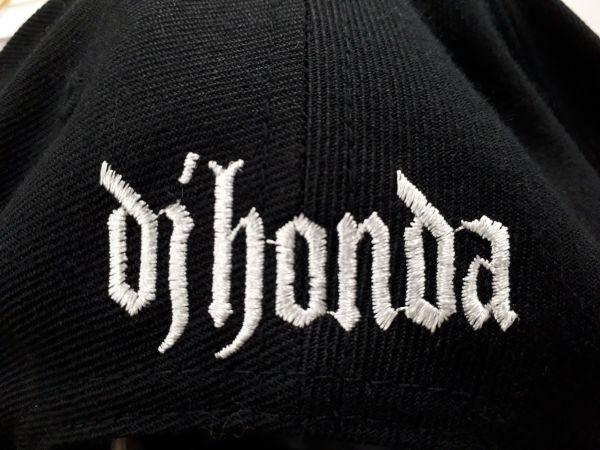 dj hondaのロゴ