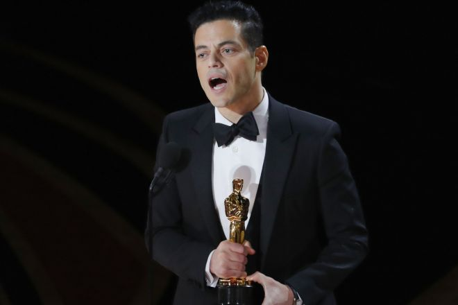 米アカデミー賞の主演男優賞を受賞したラミ・マレックさん