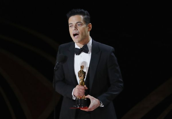 アカデミー賞の主演男優賞を受賞したラミ・マレックさん