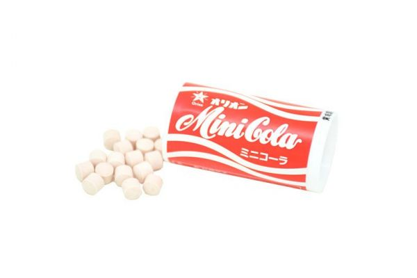 オリオンといえば「ミニコーラ」も有名です