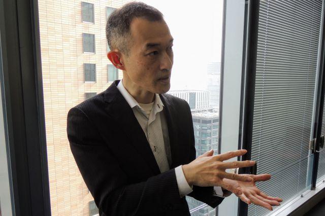 「金曜ロードSHOW!」を担当する日本テレビの北條伸樹さん