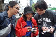 渋谷にいた外国人観光客に撮った写真を見せてもらったら……