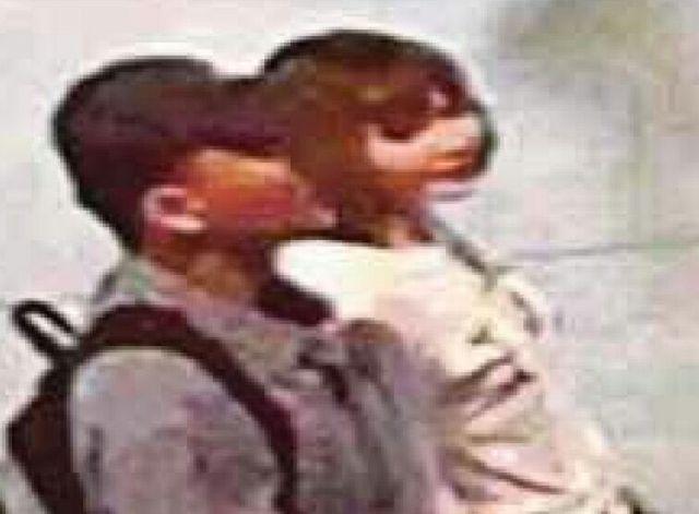 事件当日までフォン(右)と行動をともにしていた北朝鮮籍の男「ミスターY」は、事件後に音信不通になった=関係者提供