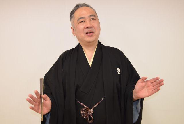 家元の立川談志さんの選挙応援での逸話にも詳しい立川雲水さん