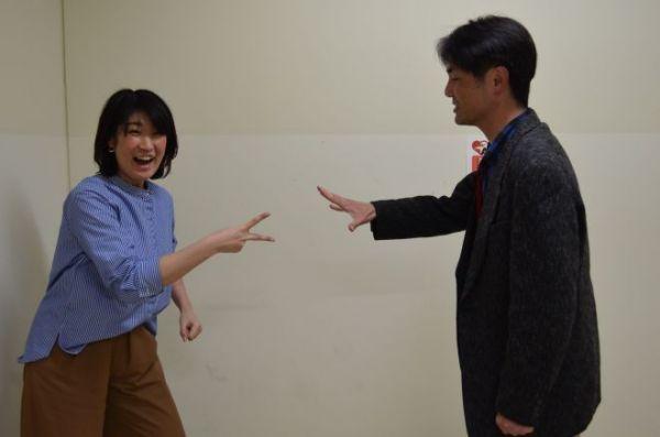 """高木さんが研究しているのは、「サザエさん」の""""中の人""""の傾向なので、平場のじゃんけんでは普通に負ける。そりゃそうだ。"""