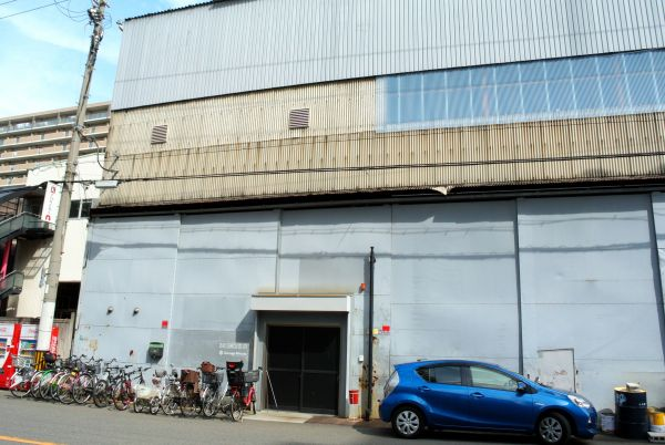 成光精密の本社兼工場