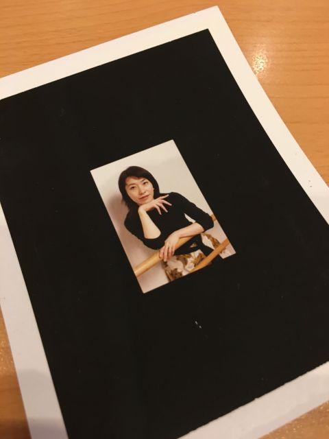 遺品から見つかった浦野芳子さんの写真