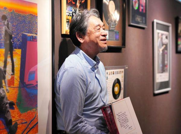 ウド―音楽事務所の高橋辰雄さん。クラプトンについて「酔っぱらってあまりいいステージじゃないときもあった」語った