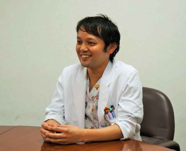 パパ小児科医・ぱぱしょーさんとして発信する加納さん