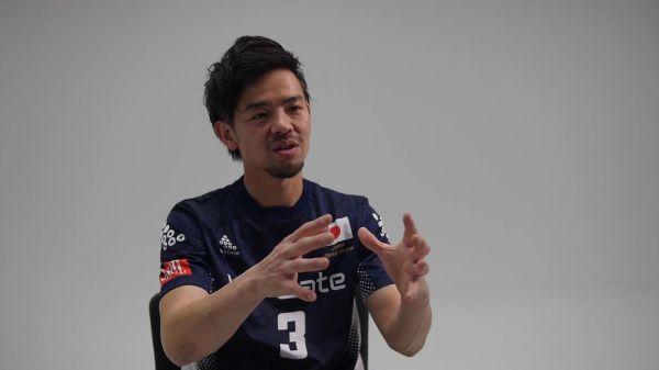 セパタクロー日本代表・寺島武志選手