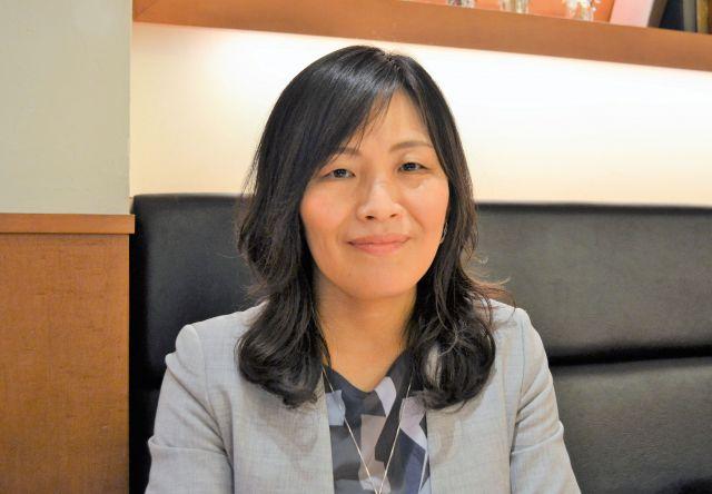 シミュレータの開発者で情報通信研究機構の長井主任研究員