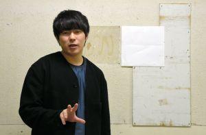 原発や笑い、表現について語る村本さん