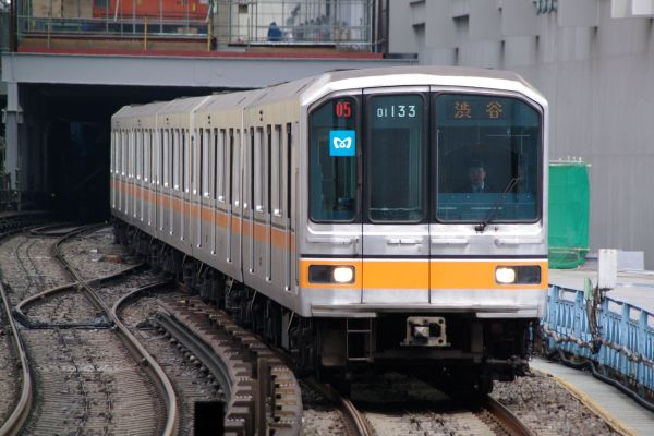 引退した銀座線01系