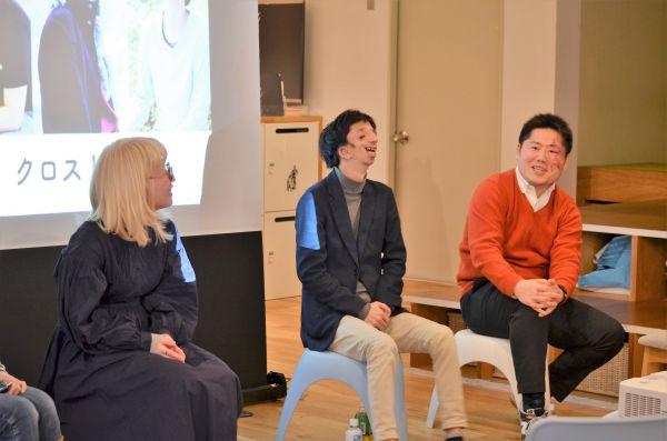 イベント「ミタメトーク!」で中高生と交流した当事者たち