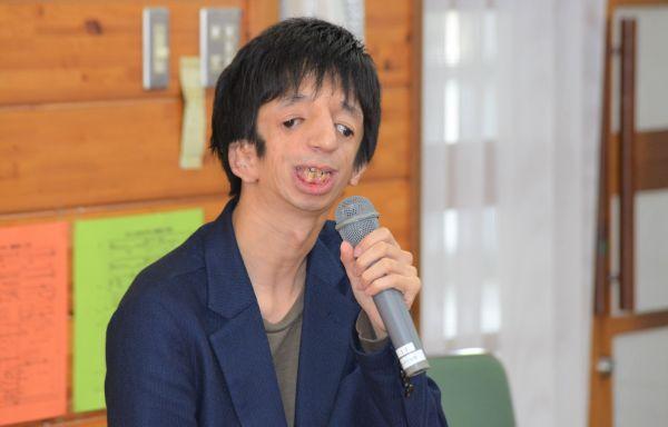 トリーチャーコリンズ症候群の石田祐貴さん