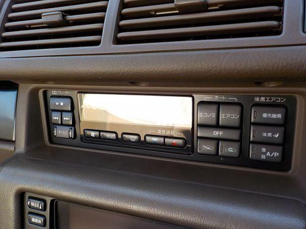 エアコン操作パネルのボタン説明は意外にも、地味な日本語表記