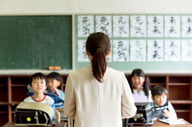 障害のある子も参加する授業では、とりわけ教師の指導力が問われる。(画像はイメージ)