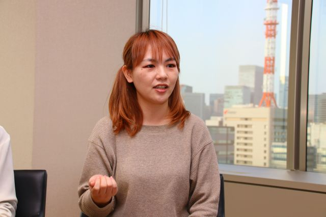 目の前にある「段差」の解消以外にも、取り組むべき課題があると語る平本さん。