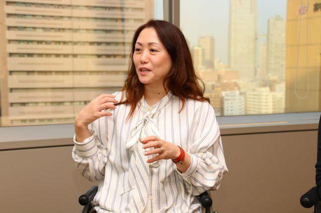 池田さんは、事故で車いすが必要になってから、社会の様々な「バリア」に気づくようになったという。