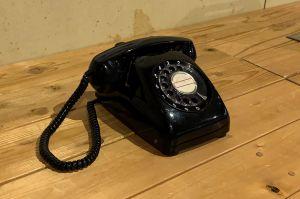 黒電話が博物館に入る時代に… 奈良の触れる...