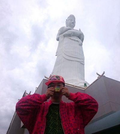 釜石大観音と私