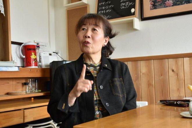 「ぼっちは強い」と話す吉川三津子さん。その訳を詳しく聞きました=愛知県愛西市