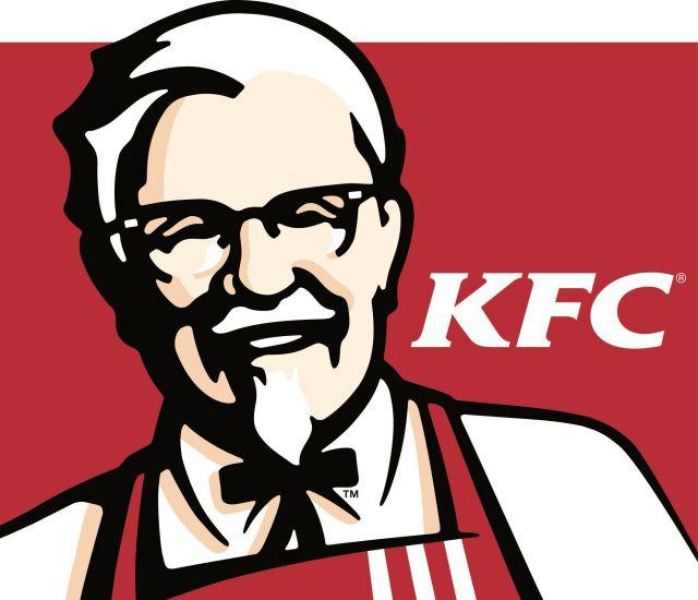 日本KFCのロゴ