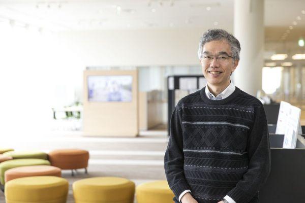 立命館大学総合心理学部の北岡明佳教授