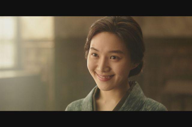 チェ・ヒソさんが演じる金子文子。笑顔が印象的な役柄です=(C)2017, CINEWORLD & MEGABOX JOONGANG PLUS M , ALL RIGHTS RESERVED
