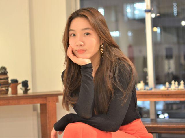 小学生の頃は大阪に住んでいたというチェ・ヒソさん。日本人役なので、作中で話す朝鮮語が日本語なまりに聞こえるよう努力したそうです。