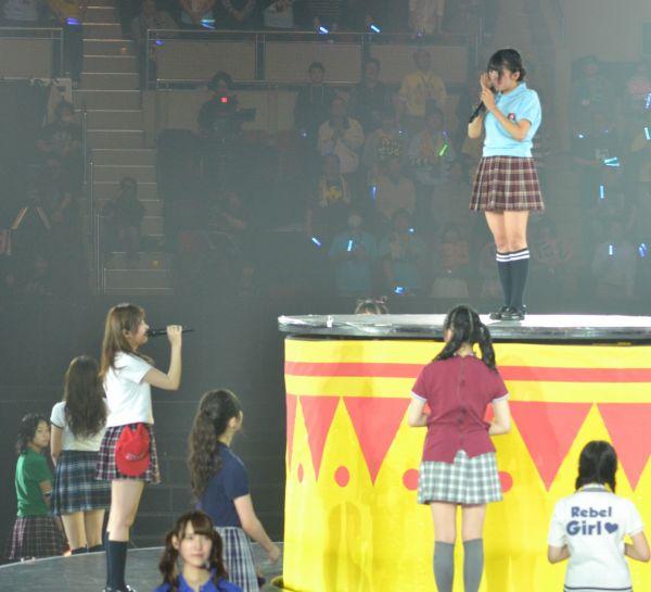 おかぱんこと岡田さんについては、指原さんのAKB48劇場での最終公演でも、「ぶっちゃけ」トークが炸裂しました