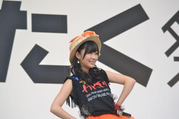 2013年5月、指原さんソロイベント「博多さしたく祭り!」が福岡市で開催