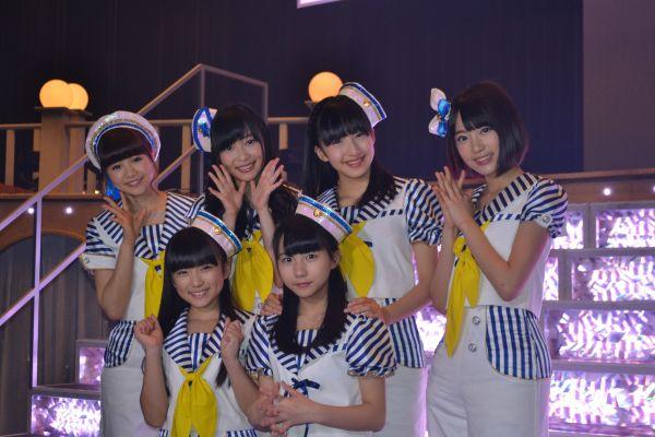 2014年3月、九州7県ツアーファイナル福岡公演 開演前の囲み取材