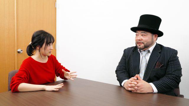 「基本的に、失敗談は胸を張って言うべきじゃないと僕は思っている」(山田さん)=瀬戸口翼撮影