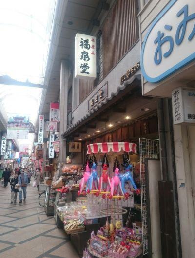 奈良駅の駅前通り